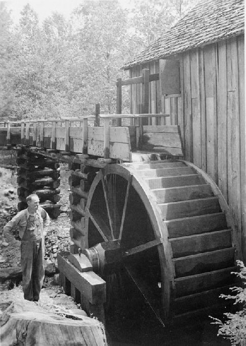 Cades Cove Cable Mill